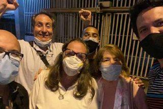 """Quiénes son los cuatro españoles liberados tras los """"indultos"""" del dictador Nicolás Maduro"""