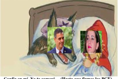 """Manuel del Rosal: """"Inés Arrimadas es buena; o el cuento de Caperucita"""""""