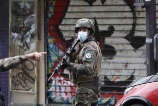 Ataque con machete cerca de Charlie Hebdó en París: cuatro heridos y un detenido