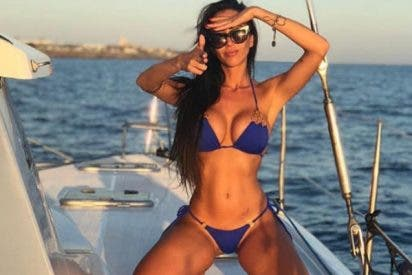 La foto más sugerente de Aurah Ruiz hace brotar la 'pelusilla' de muchos en Internet