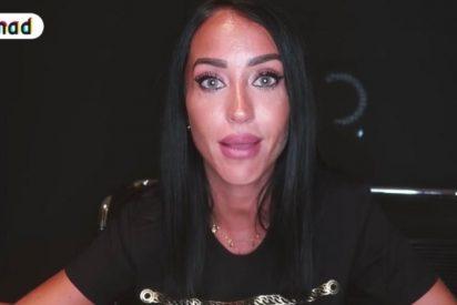"""""""Estoy confundida, emocionada, revuelta y loca"""": Aurah Ruiz confiesa sus sentimientos días después de la pillada con Jesé Rodríguez"""