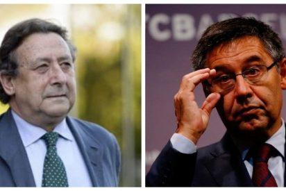 "Alfonso Ussía: ""De Bernabéu a Bartoméu"""