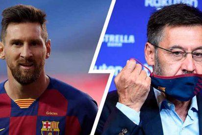 Bartomeu se ensaña con Messi y le calza una nueva exigencia