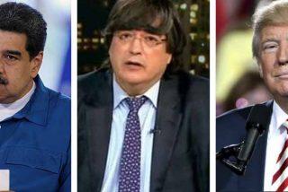 """Jaime Bayly: """"Trump está considerando una intervención militar rápida y fulminante contra Maduro"""""""