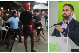 """""""¡Salvajes!"""": VOX denuncia en redes la agresión de Menas marroquíes a trabajadores de un chiringuito de Málaga"""