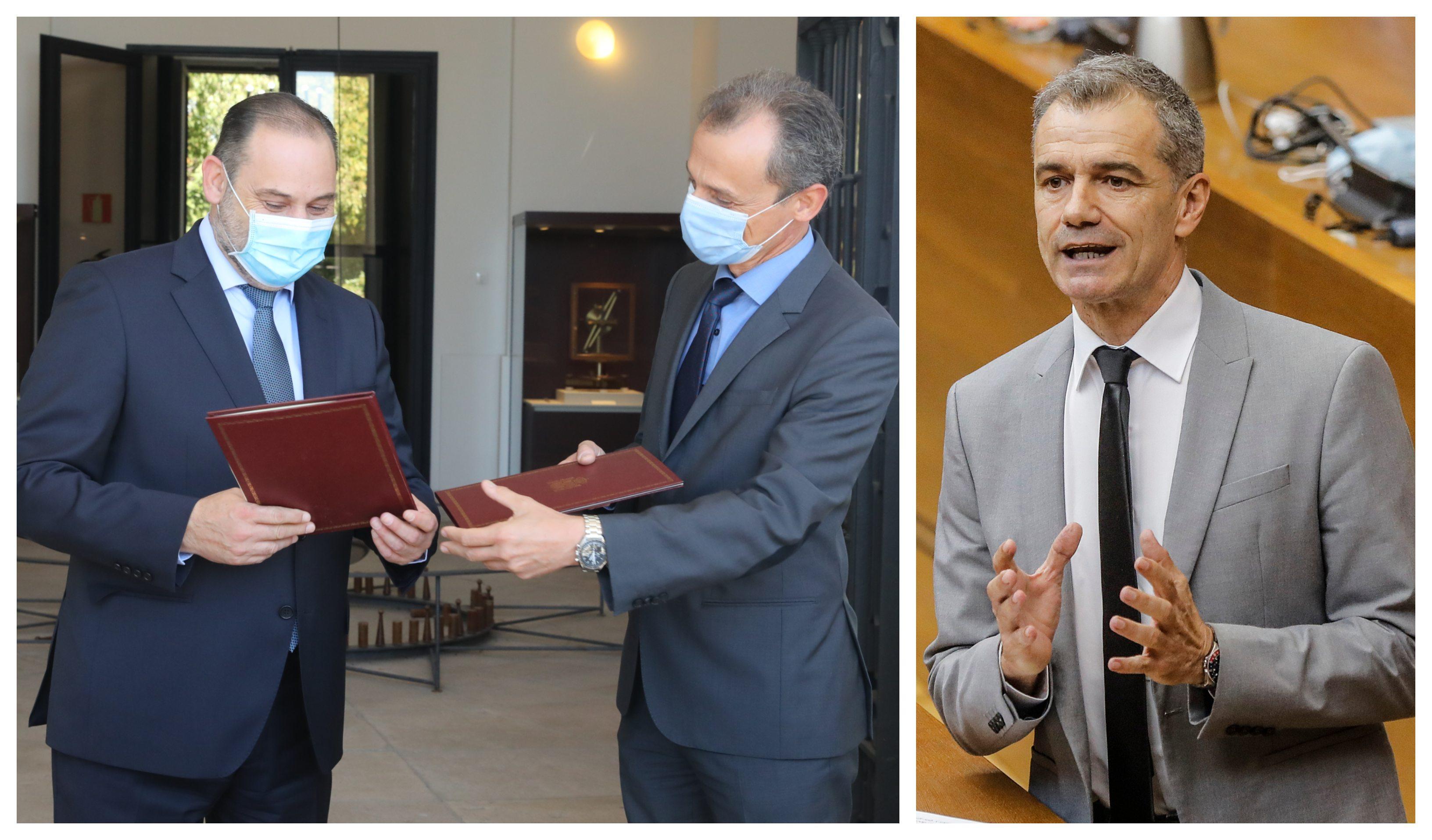 Cantó 'desvela' el paradero de dos ministros 'preocupados' por una isla de la Antártida en pleno coronavirus