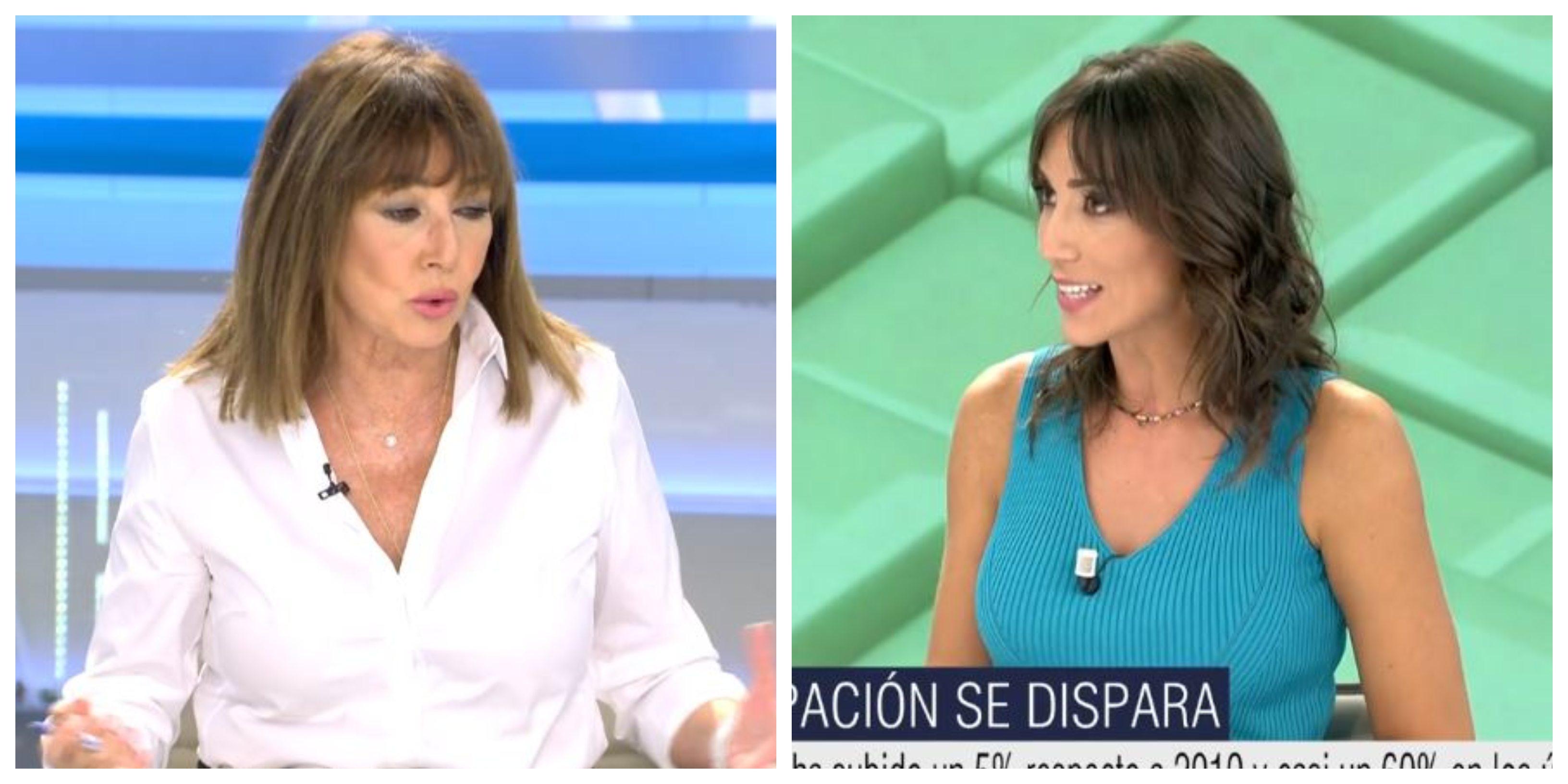Patricia Pardo, la sustituta de Ana Rosa que se convirtió en el azote de los okupas en TV
