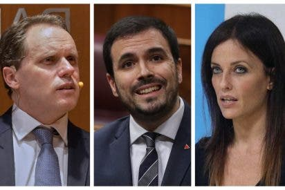 """Lacalle y Seguí despellejan a Garzón por su política 'comunista' de subir los impuestos: """"¡Tarado, inútil!"""""""