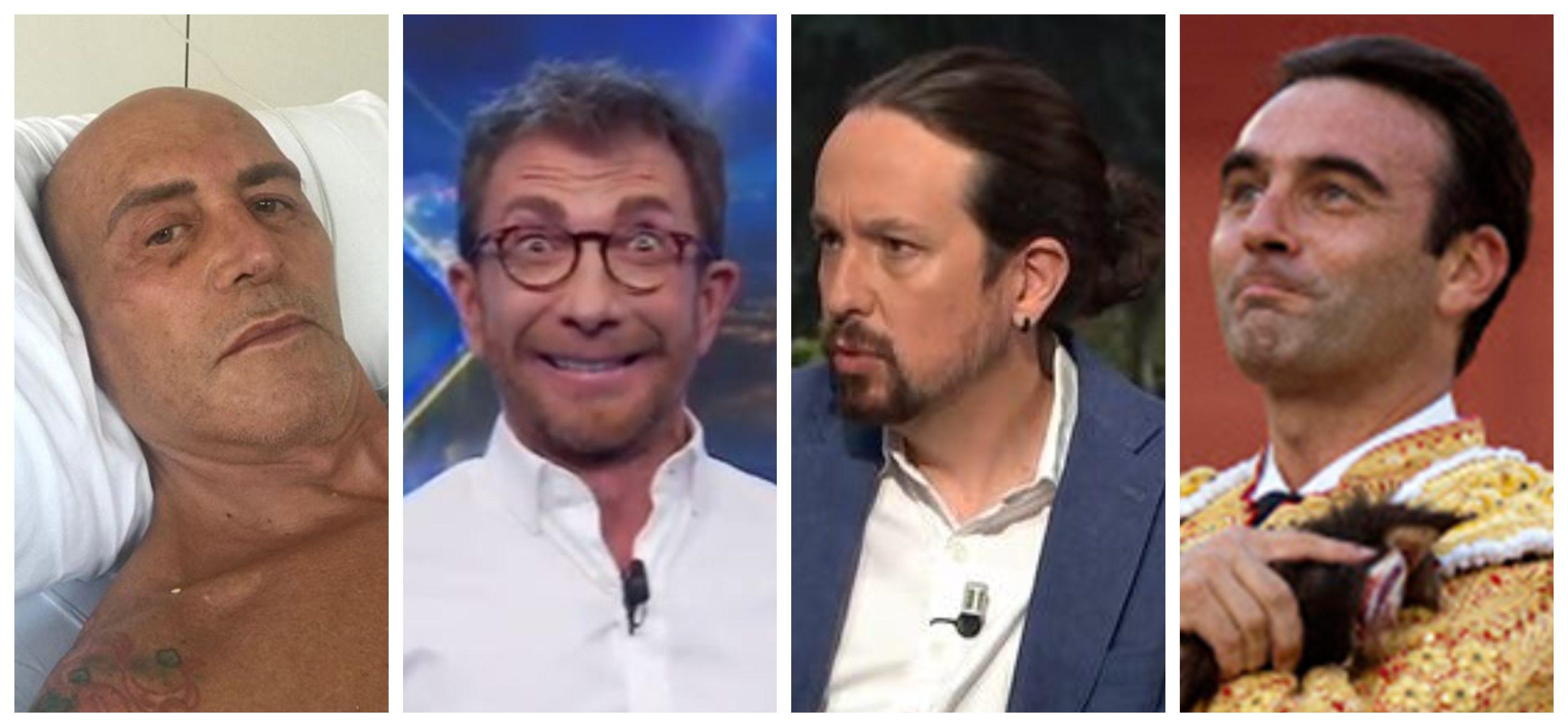 Pablo Motos regresa a la tele metiendo genuinas puñaladas a Podemos, Kiko Matamoros y Enrique Ponce