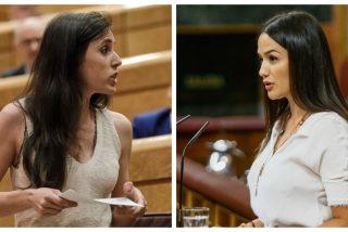 """Escuche cómo una diputada de VOX deja a Irene Montero besando la lona: """"Están convirtiendo este país en la ley de la selva"""""""
