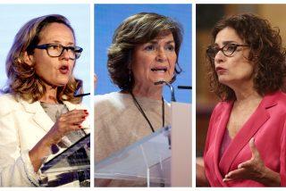 La nueva contradicción: las ministras de Sánchez no se aclaran con la congelación de sueldos públicos