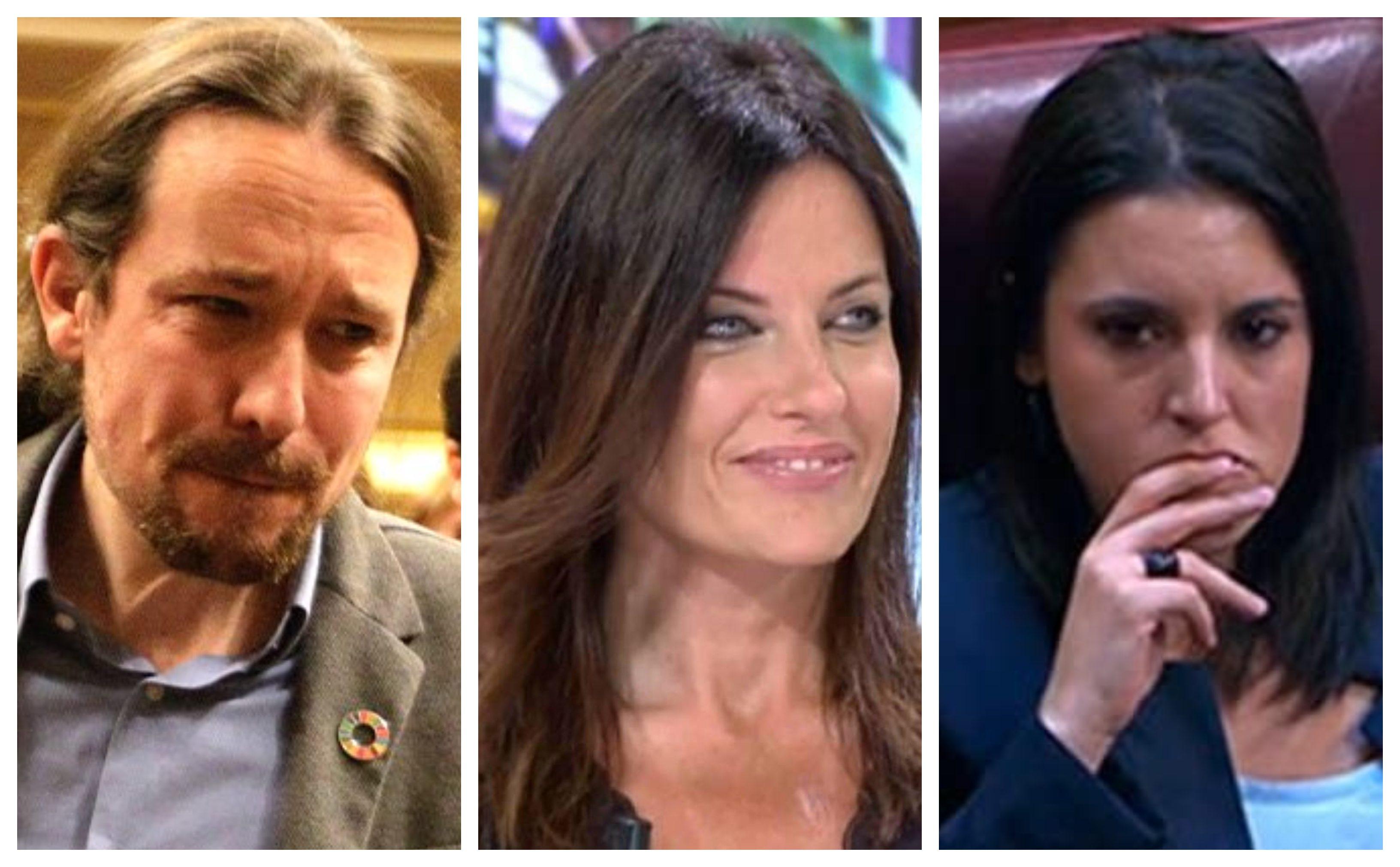 Brutal varapalo a Irene Montero después de que Cristina Seguí anuncie que denunciará a Pablo Iglesias