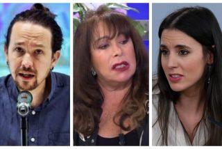 """Massiel vapulea a Iglesias y Montero en 'Sálvame Deluxe': """"Pablito, no me toques los huevos"""""""