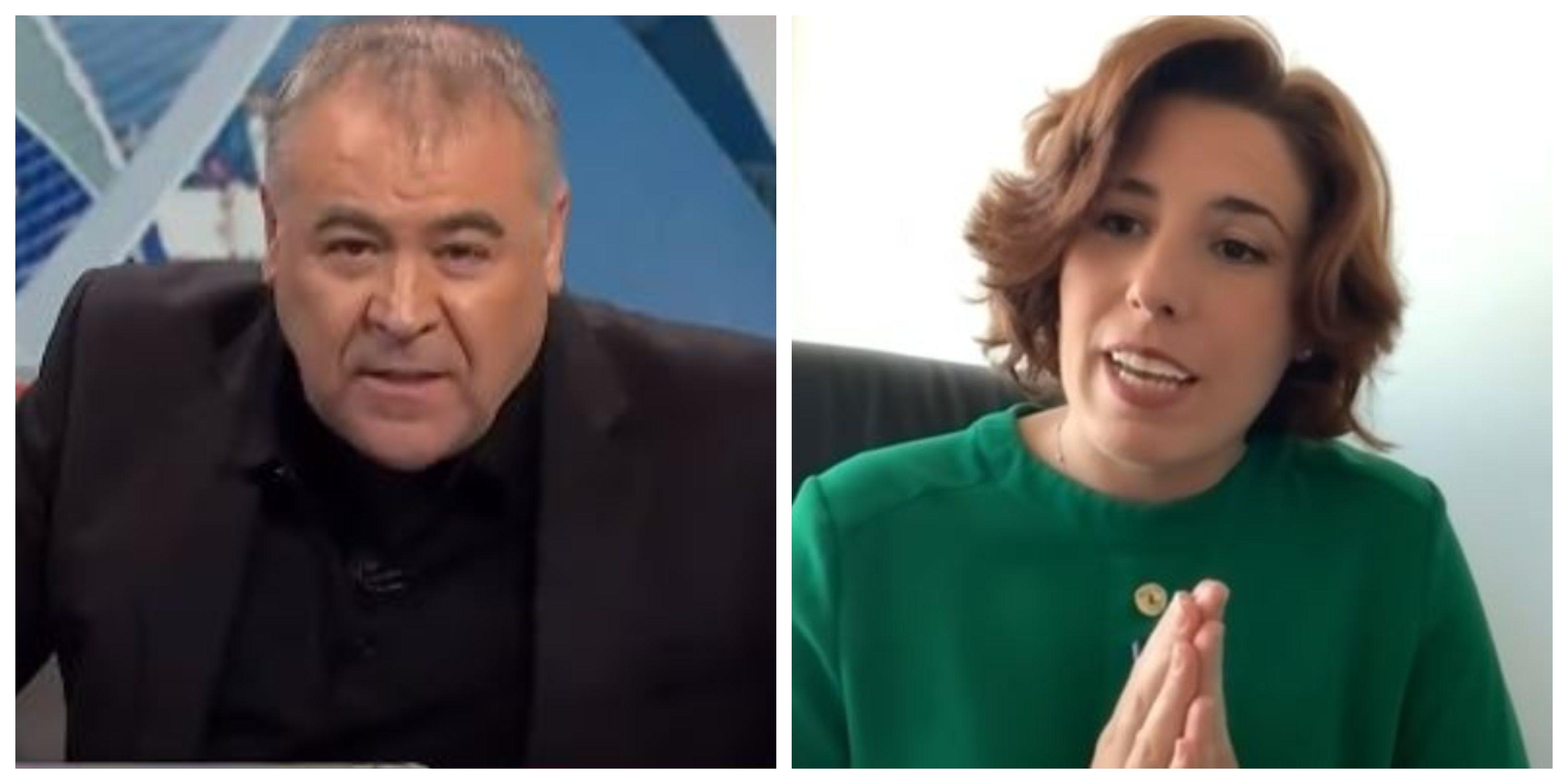 """Rocío de Meer (VOX) señala a laSexta como incitadores del odio al partido: """"Son culpables"""""""