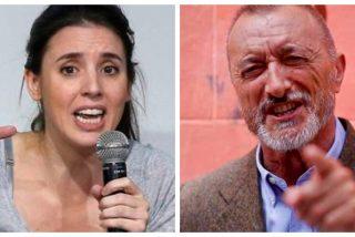 """Pérez-Reverte arroja a Irene Montero su ridículo manual feminista: """"Tenemos fanáticos y oportunistas respaldados por  millones de imbéciles"""""""