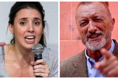 """Reverte arroja a Montero su ridículo manual feminista: """"Son fanáticos respaldados por millones de imbéciles"""""""