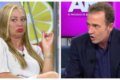 Alessandro Lequio explota contra sus compañeros de 'El programa de Ana Rosa' por culpa de Belén Esteban