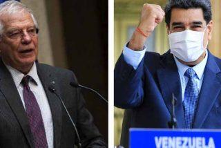 Borrell envía una delegación de la UE para blanquear el fraude electoral en Venezuela