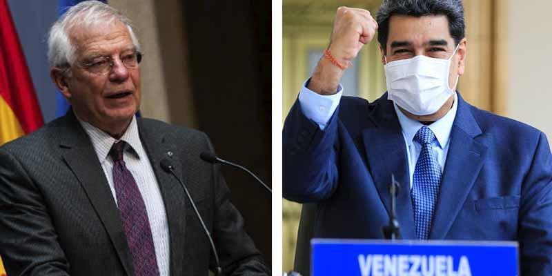 Misión enviada por la UE a Caracas asegura no ser