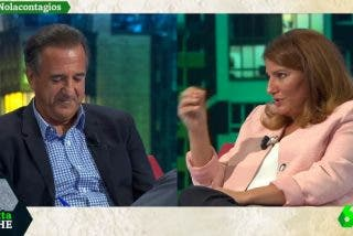 """El Quilombo / María Claver reparte estopa en laSexta Noche: """"Ahora sacan la 'Kitchen' para manipular y presionar a Casado"""""""