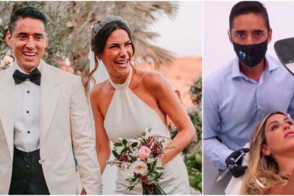 El exmarido de Carla Barber también quiere tele: destapa la verdad de las cirugías de Oriana Marzoli