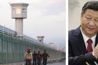 """Así son los campos de concentración de China contra los musulmanes para impedir """"una infección religiosa"""""""