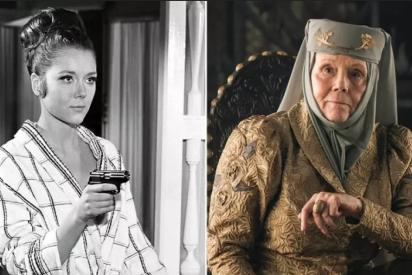 Fallece Diana Rigg, la actriz que interpretó a Olenna Tyrell en 'Juego de Tronos'
