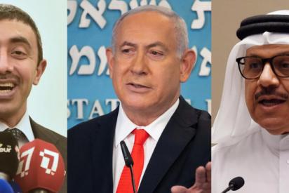 Israel firma su histórico acuerdo diplomático con Emiratos Árabes Unidos y Bahrein