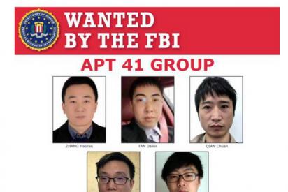 EEUU denuncia a cinco chinos por hackear a más de 100 compañías e instituciones