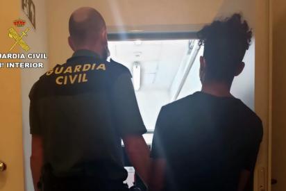 Entra a prisión el marroquí que violó a una mujer en una playa de Mazarrón a plena luz del día