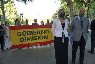 VOX denuncia que el Ayuntamiento de Sevilla es una auténtica agencia de colocación del PSOE