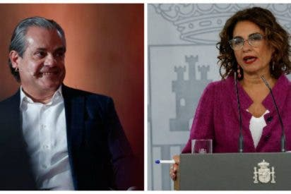 Marcos de Quinto se despiporra de María Jesús Montero y provoca un aplauso generalizado en Twitter