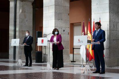 Mañueco defiende la colaboración entre administraciones contra el coronavirus