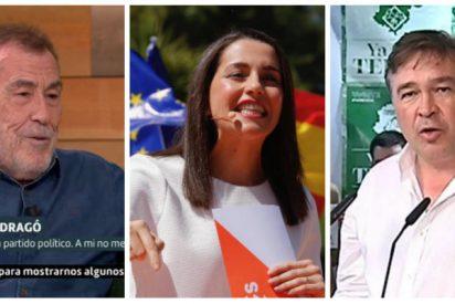 Dragó pone en solfa con un breve tuit el carácter democrático del Gobierno Sánchez