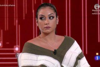 Absurda y tensa aparición de Dakota Tárraga ('Hermano Mayor') en un debate 'serio' de TVE