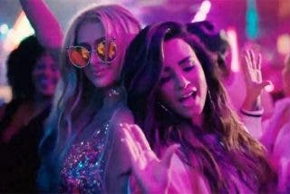 Demi Lovato y Paris Hilton se desnudarán para seducir con la lencería diseñada por Rihanna