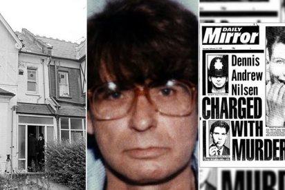 Dennis Nilsen, el 'psicópata creativo' que mataba con una corbata y tenia 15 homosexuales enterrados en casa