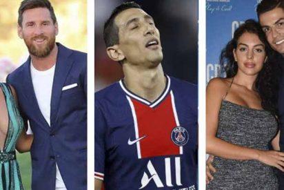 La pregunta más picante que se atrevió a responder Di María sobre Messi y Cristiano Ronaldo