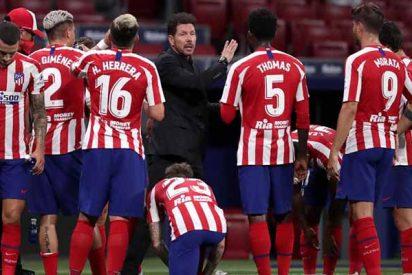 El Atlético de Madrid tendrá al mejor pagado de La Liga si Messi se va de España