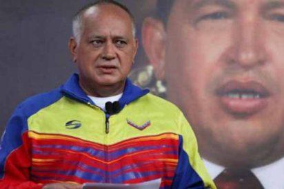 """El chavista Diosdado Cabello insulta a Alberto Fernández: """"Tiene la piel delicadita"""""""