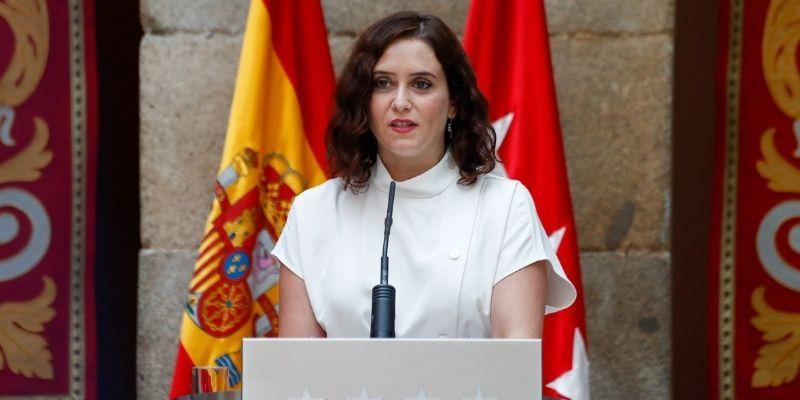 Isabel Díaz Ayuso sería reelegida presidenta de la Comunidad de Madrid si convoca ahora elecciones