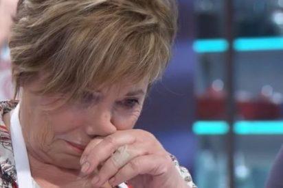 'Masterchef' saca el lado más sensible de Celia Villalobos y asesta un revés a Aznar