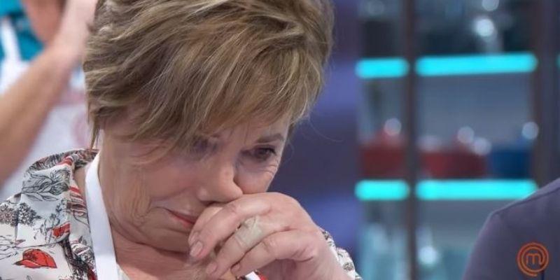 """'Masterchef' saca el lado más sensible de Celia Villalobos y asesta un revés a Aznar: """"Lo que piense no me importa nada"""""""