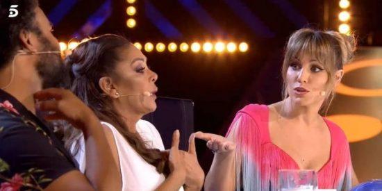 """Nuevo pique entre Pantoja y Edurne en 'Idol Kids': """"Parece que soy la mala siempre"""""""