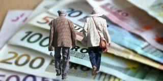 Pensiones: el gasto en septiembre sube un 2,2% hasta los 9.911 millones