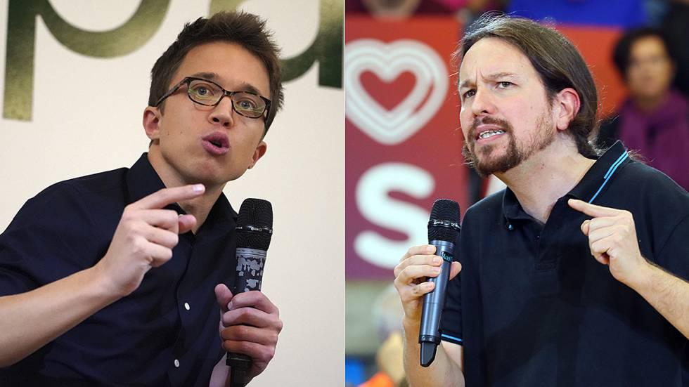 """Errejón despedaza a su antiguo jefe: """"Iglesias protesta mucho en Twitter, pero las decisiones las toma Sánchez"""""""