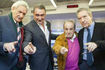 Los 35 millones que ganará Carlos Herrera con su renovación superan con creces a lo ganado por García, Del Olmo o Gabilondo