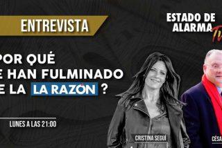 Entrevista a César Vidal: ¿Por qué le han fulminado de La Razón?