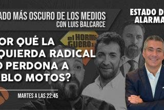 EL LADO OSCURO DE LOS MEDIOS / ¿Por qué la izquierda radical se la tiene jurada a Pablo Motos?