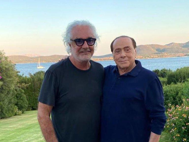 Silvio Berlusconi tiene coronavirus, pero lo acongojante es cómo se contagió